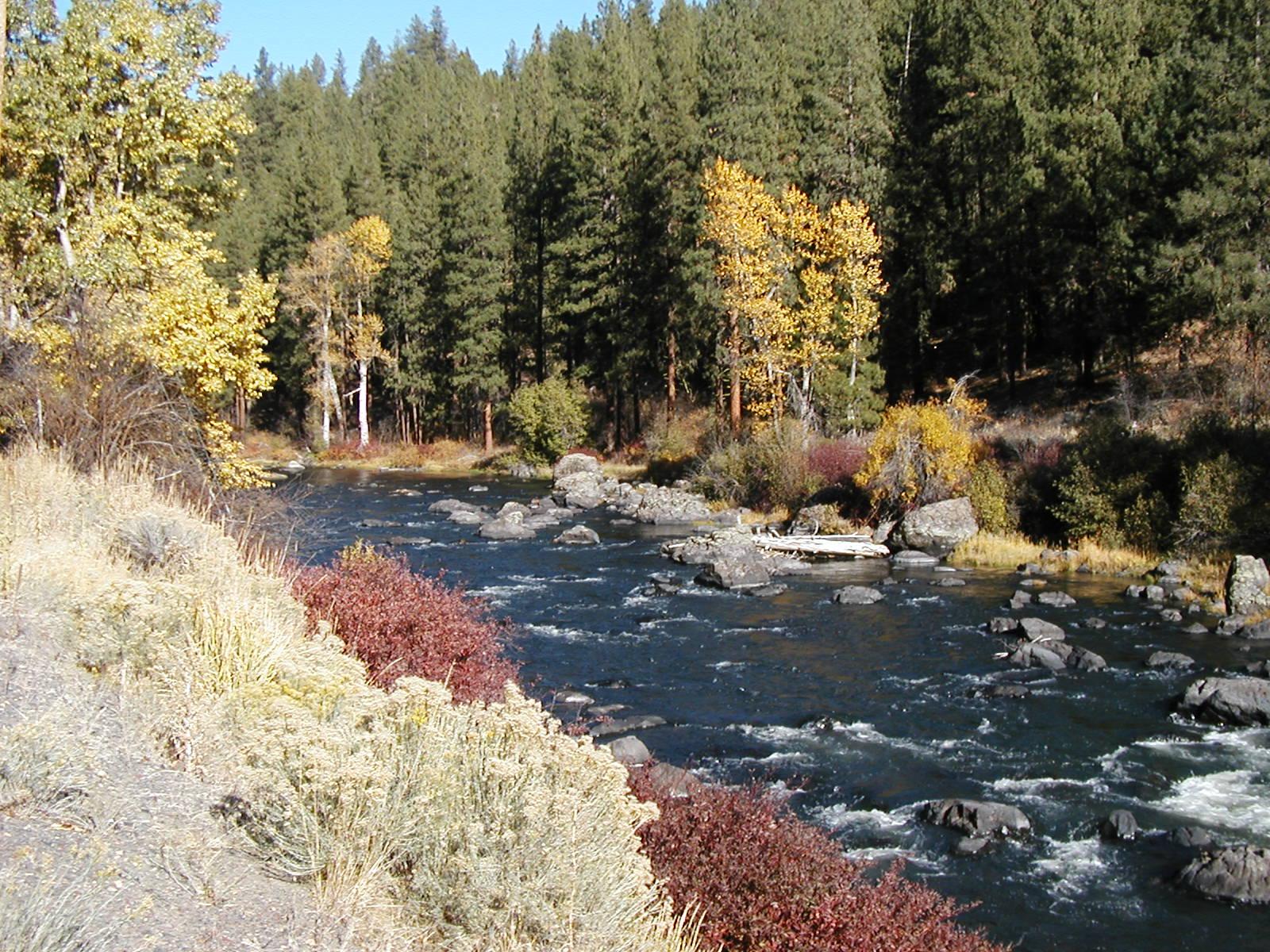 Usgs Oregon Water Science Center Sprague Basin Geomorphology